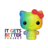 Funko POP! Vinyl Pride 2020 Hello Kitty Figure